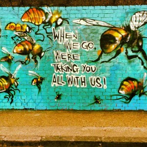 Higgledy Garden's Bee and Butterfly Collection artwork